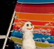 Wasabi Snowman by keeganspera