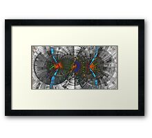 The Well of Life Framed Print