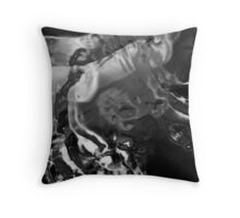 Chrome Throw Pillow