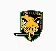 FOXHOUND Logo - Metal Gear Solid Unisex T-Shirt