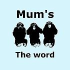 Mums the word by Chris-Cox