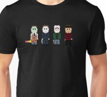 8-Bit Monsters! Unisex T-Shirt