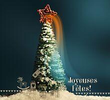 Joyeuses Fêtes! by vicdives