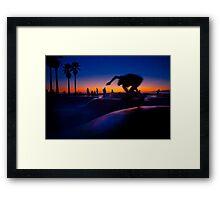 Angels on Wheels 6742 Framed Print