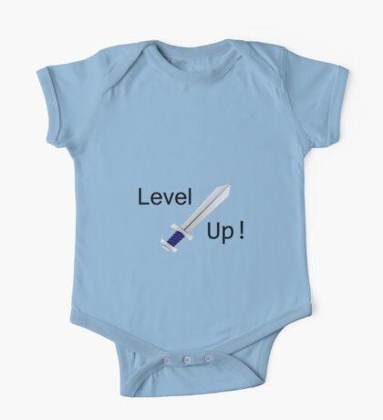 Level up! T-shirt One Piece - Short Sleeve