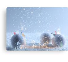 Buon Natale! Canvas Print
