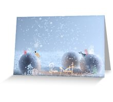 Buon Natale! Greeting Card