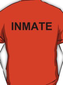 Inmate (Prison Shirt) T-Shirt