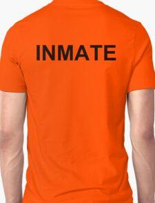Inmate (Prison Shirt) Unisex T-Shirt