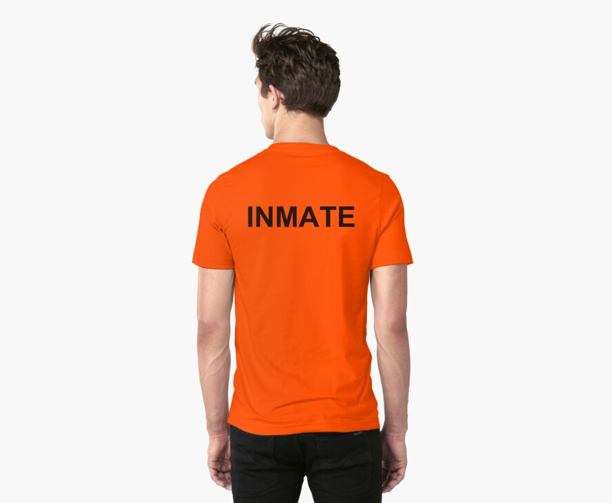 Inmate (Prison Shirt) by NiteOwl