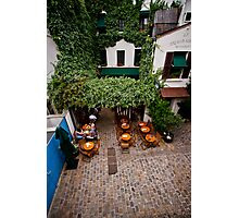 Montmartre Tavern,Paris Photographic Print