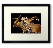 Wizard of Oz-16 Framed Print