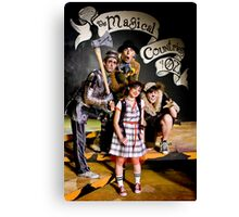 Wizard of Oz-17 Canvas Print
