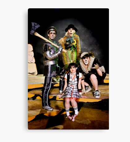 Wizard of Oz-18 Canvas Print