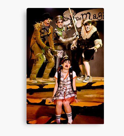 Wizard of Oz-19 Canvas Print