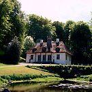 Liselund Gammel Slot by kostolany244