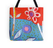 Garden Joy Tote Bag