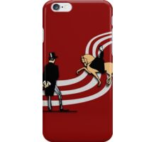 Top Hat and Tails iPhone Case/Skin