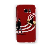 Top Hat and Tails Samsung Galaxy Case/Skin