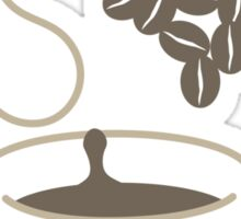 I Love Caffeine Sticker