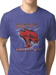 Hellcat Mod. 1 B5 Blue Tri-blend T-Shirt