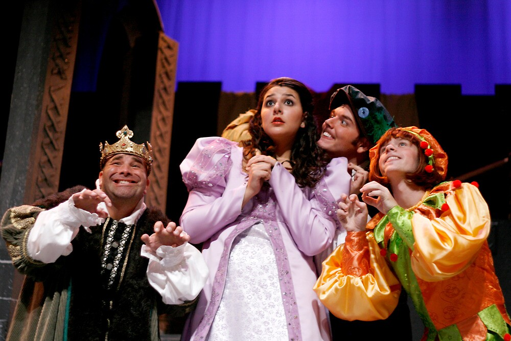Once Upon a Mattress-7 by ScaredylionFoto