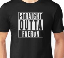Straight Outta Faerun Unisex T-Shirt