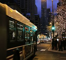 Michigan Avenue by SuddenJim