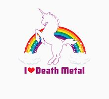 I LOVE DEATH METAL Unisex T-Shirt