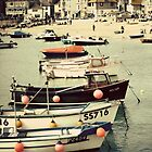 St Ives Harbour by lorrainem