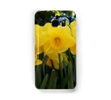 Daffodils Samsung Galaxy Case/Skin