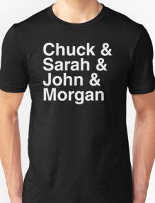 Carmichael Industries/Operation Bartowski Band Tribute T-Shirt