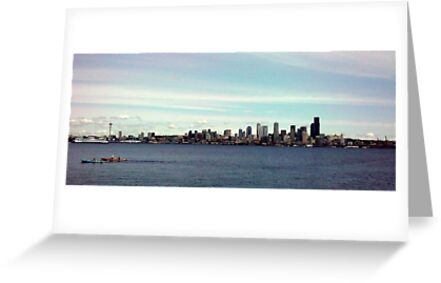 Alki Beach (Wa) by kylemeling