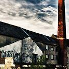 Moorlands Chimney by thudjie
