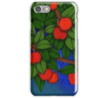 Oscar Fruit Tree iPhone Case/Skin