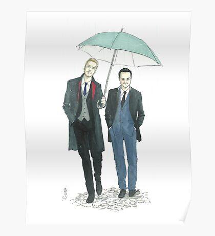 Umbrella Mormor Poster