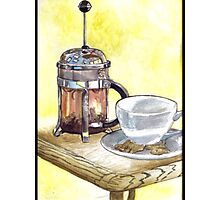 Tea for time Photographic Print