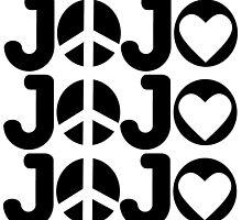 JoJo Name Repeat by FlipNinten