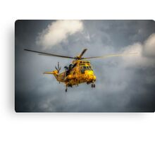 Westland Sea King HAR3A ZH544 Canvas Print