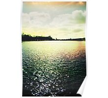 Lomo lake Poster
