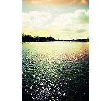 Lomo lake Photographic Print