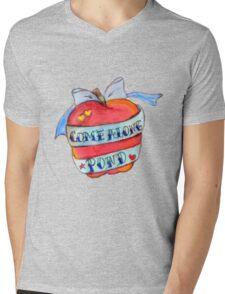 """""""Come Along Pond"""" Mens V-Neck T-Shirt"""