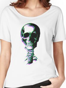 COLOR SKULLS Women's Relaxed Fit T-Shirt