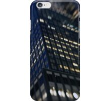 NYC Highrise at Dusk iPhone Case/Skin