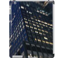 NYC Highrise at Dusk iPad Case/Skin