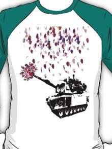 Rose Tank T-Shirt