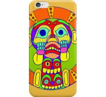 Scary Mask iPhone Case/Skin