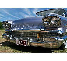 Pontiac Strato Chief Photographic Print