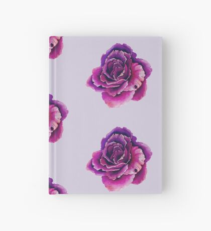 Flower Hardcover Journal