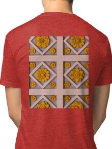 Getty Floral  Tri-blend T-Shirt